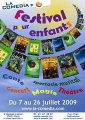 Affiche Fest. 2009