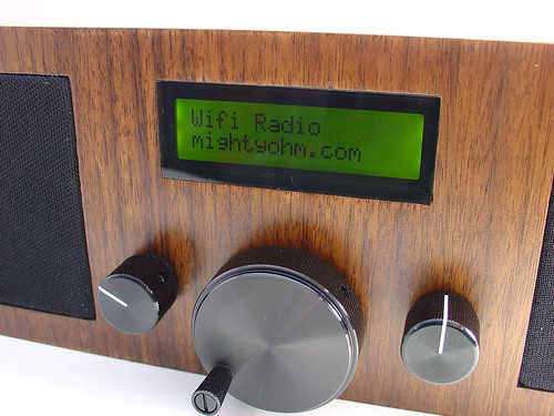 Finished Wifi Radio