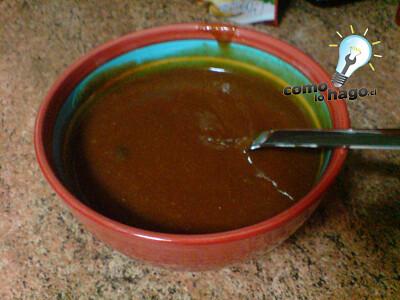 Cómo preparar salsa BBQ
