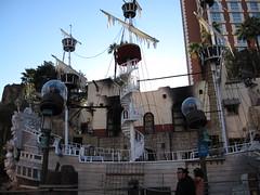 Pirate Ship (rickylacy) Tags: lasvegas ti pirateship