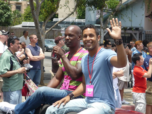 2009 LA Gay Pride by you.