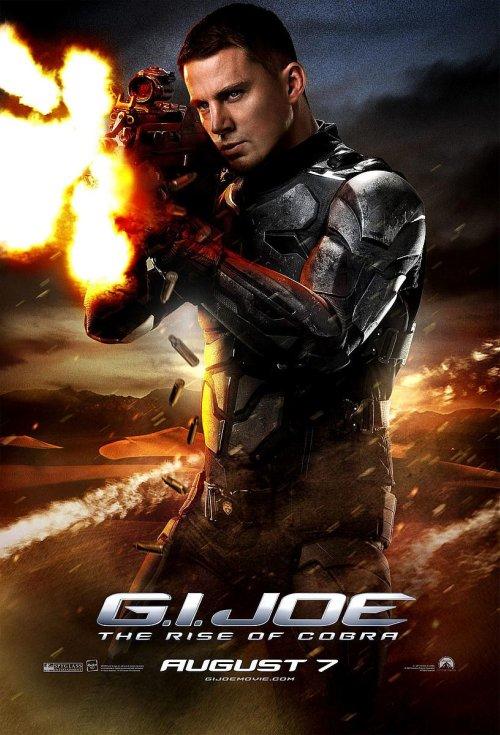 G.I. Joe película Duke