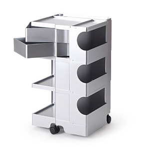 boby cart, design joe colombo