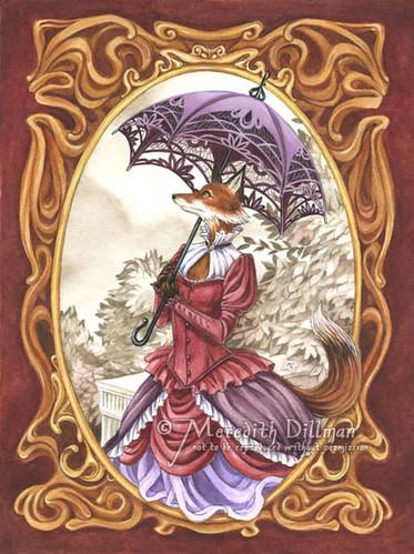 Victorian Vixen