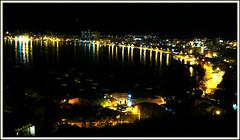 Itapema (fabrito) Tags: praia mar yahoo barcos estrelas vista noite luzes meia santacatarina mirante itapema panormica catarinense cabeo