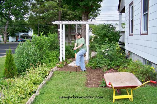 Enlarging Secret Garden