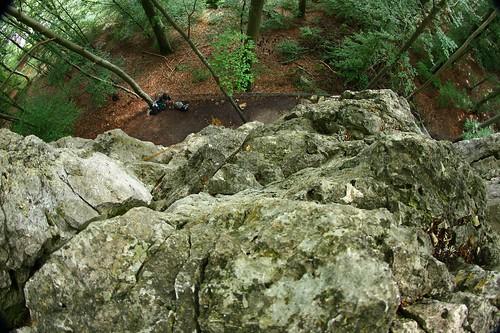 Blautal klettern - 05