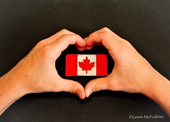 July 1 - Happy Birthday Canada!