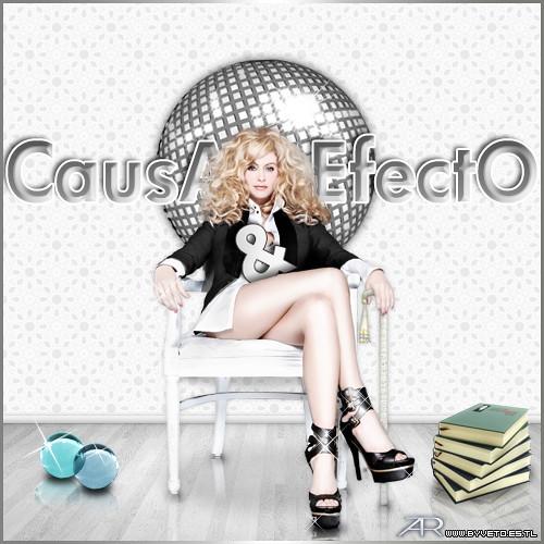 Paulina Rubio Causa y Efecto