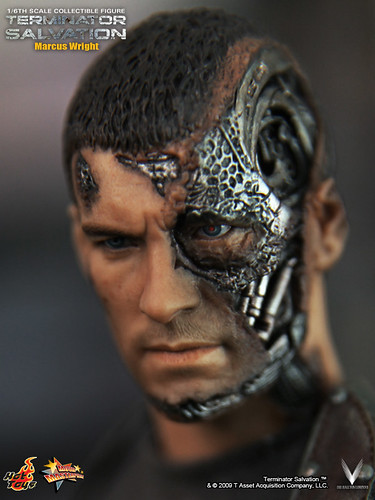 Hot Toys MMS: Terminator Salvation Marcus Wright