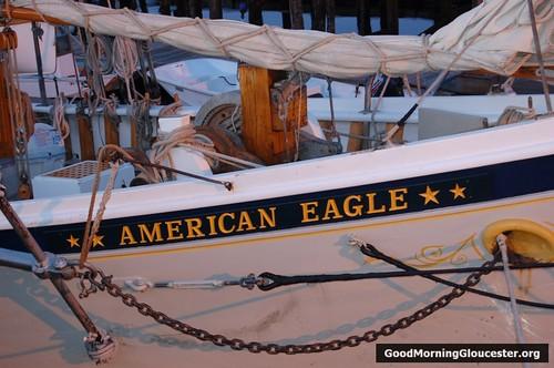 Sail Gloucester American Eagle
