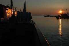 croatian ferry july 2009 111 (milolovitch69) Tags: sunset sea ferry dawn croatia adriatic ancona july2009