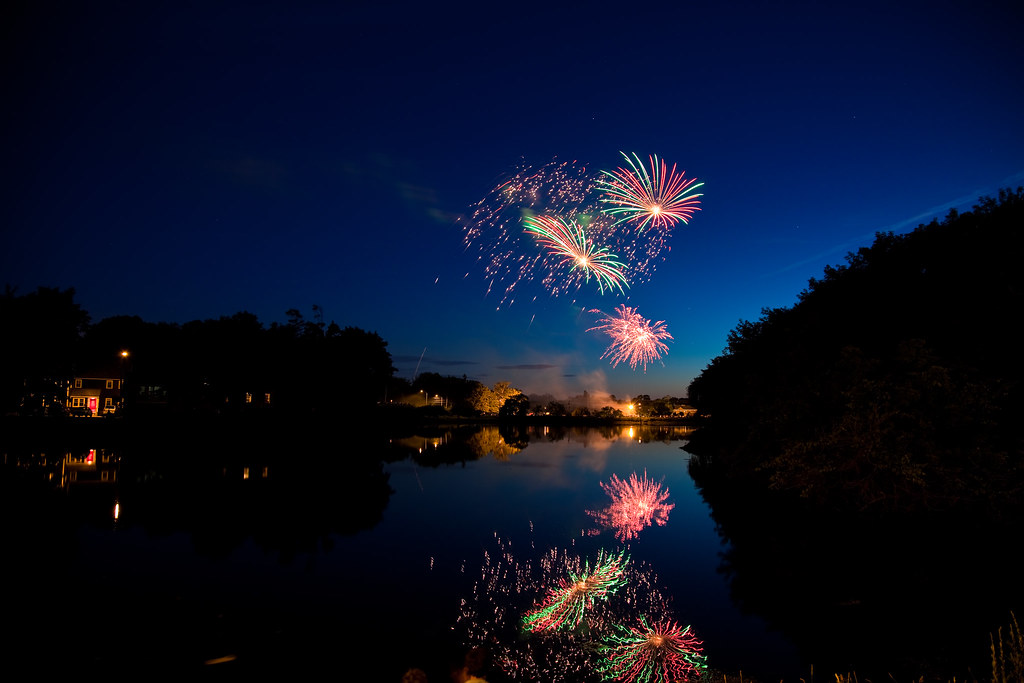 Fireworks | South Mill Pond