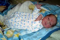 Newborn Isaiah