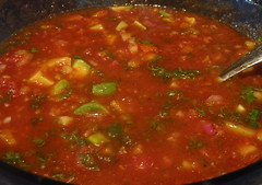 Great Summer Gazpacho