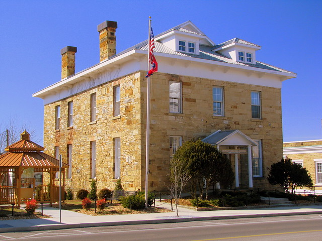 """The """"Old"""" Cumberland County, TN Courthouse"""
