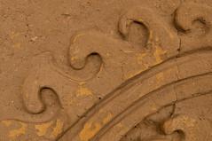 chimu relief (Sam Scholes) Tags: peru digital site mural freeze archaeological dig sculpted reliefs d300 chimu peruvianimageshistoryculture chimuinka huacagloria chotuna