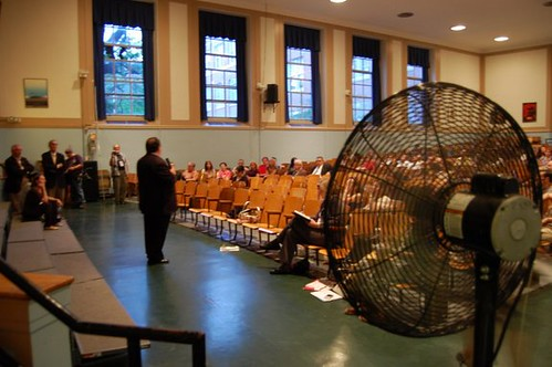Brooklyn Dreams Charter School hearing at Shell Bank J.H.S. in Sheepshead Bay