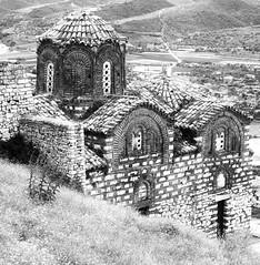 Kisha e Trinise ,Berat (adlerino) Tags: middle ages berat kisheortodokse