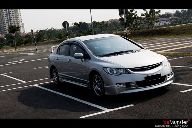 Honda Civic Mugen 2