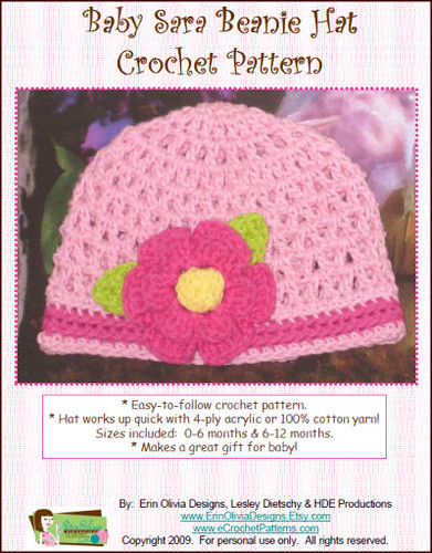 6 beginner crochet beanie patterns — whip up