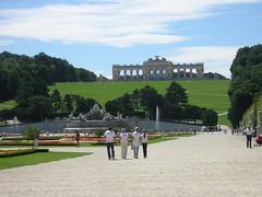 Schnbrunn Gardens, Gloriette (Patrick020469) Tags: schnbrunn vienna gloriette