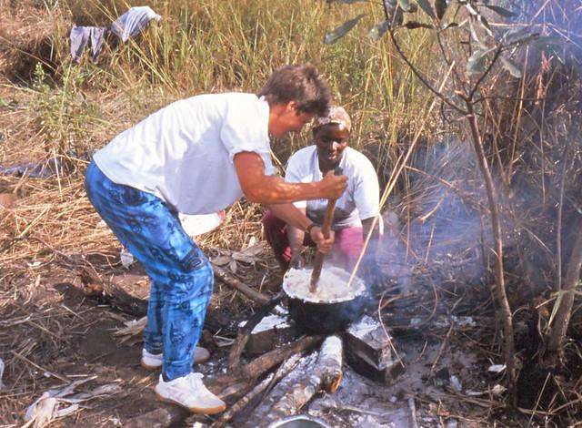 Making Ugali