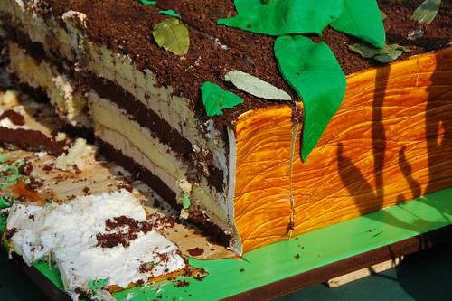 Seven Layer Cake