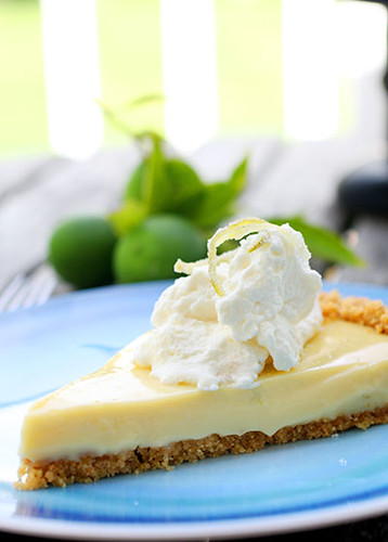 Key Lime Pie by The Guest Baker!