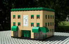 mmobar (Janey Red Brick) Tags: red brick lego micro janey janeyredbrick