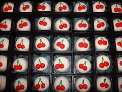 SWEET SUGAR - By Michelle Lanza - Cherry (SWEET SUGAR By Michelle Lanza) Tags: casamento festas 15anos cereja sweetsugar minibolos michellelanza lembrancinhasatelierdoacar