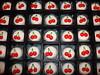 SWEET SUGAR - By Michelle Lanza - Cherry (SWEET SUGAR By Michelle Lanza) Tags: casamento festas 15anos cereja sweetsugar minibolos michellelanza lembrancinhasatelierdoaçúcar