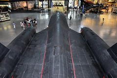 US Air Force - Lockheed SR-71 Blackbird - Air and Space Smithsonian - Udvar Hazy Center - July 29th, 2009 1187 RT (TVL1970) Tags: airplane smithsonian iad nikon aircraft aviation skunkworks lockheed usaf blackbird archangel nationalairandspacemuseum sr71 usairforce dullesairport airandspacemuseum pw sr71blackbird smithsonianairandspacemuseum oxcart prattwhitney lockheedmartin unitedstatesairforce stevenfudvarhazycenter habu nasm d90 udvarhazycenter lockheedsr71blackbird dullesinternationalairport sr71a 617972 j58 sr71ablackbird lockheedsr71 udvarhazyannex washingtondullesinternationalairport nikond90 lockheedskunkworks j58p4 nikkor18105mmvr 18105mmvr prattwhitneyj58 pwj58