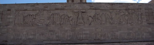Great Frieze at Liberty Memorial, Kansas City, Missouri