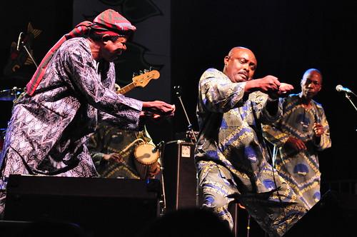 King Sunny Ade at Ottawa Bluesfest 2009