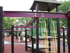 Dickerman Park Composite Play structure