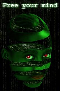 From flickr.com/photos/21046489@N06/3811305092/: Inside the Matrix