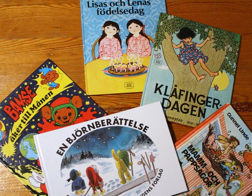 Nostalgiböcker