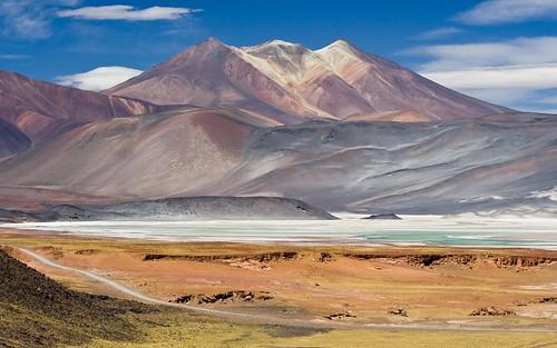 フリー画像| 自然風景| 山の風景| チリ風景|        フリー素材|