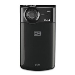 kodak zi8 pocket video camera front (lil 1/2 pint) Tags: kodak zi8 pocketvideocamera