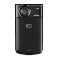 kodak zi8 pocket video camera front (lil 1/2 pint) Tags: kodak zi8 pocketvideocamera