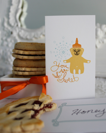 Sweetie Bear Cards