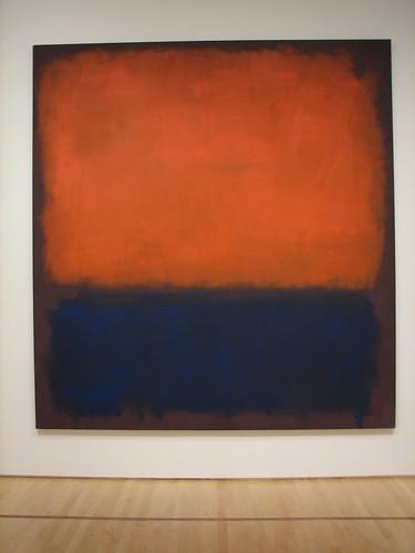 SFMoMA - Mark Rothko, No. 14, 1960