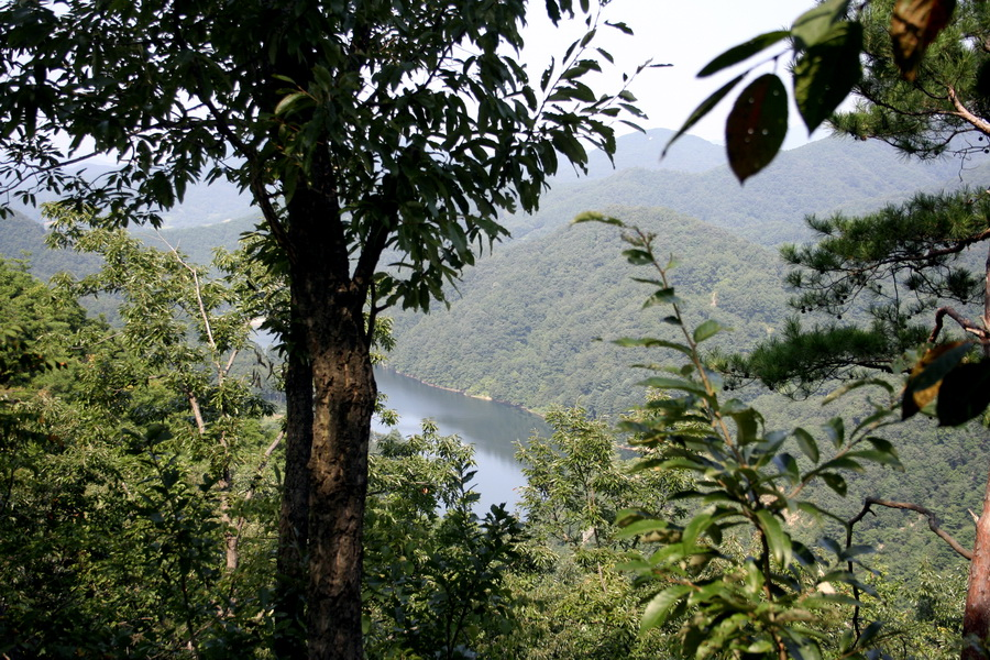 Jangtaesan provinvial park(9)