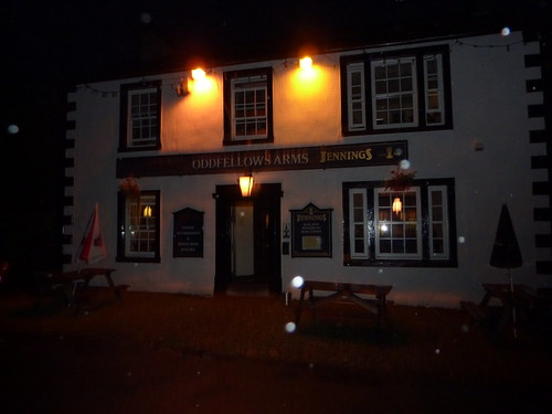 Oddfellow Arms, Caldbeck
