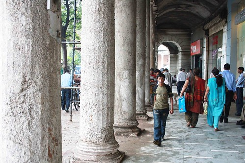 Photo Essay – Connaught Place in Mid-Life Renovation