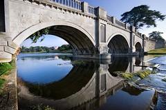 Brocket Hall Bridge (Ian A Robertson) Tags: city bridge 20d ex canon river garden eos for hall dc sigma lea 1020mm welwyn brocket f456 hsm lemsford rnblea