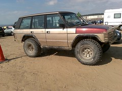 monster lift offroad wheels oversized landrover rangerover tyres oversize icelandic lifted bfgoodrich offroader mudterrain