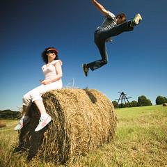 air (sgoralnick) Tags: alexis museum jump jumping chad upstate stormking upstateny stormkingartcenter flybutter thirtyoneteeth