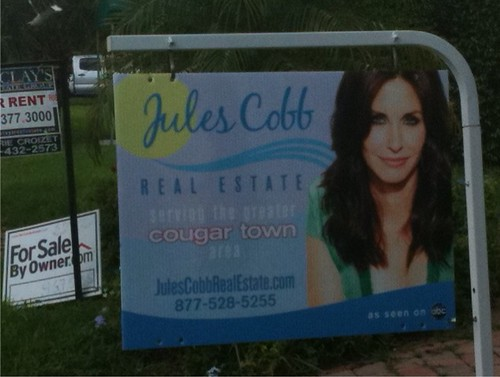 Courteney Cox is Now a Real Estate Agent in Miami Beach-Cougar Town